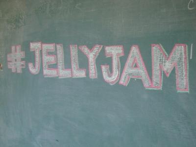 #JellyJam
