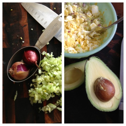 avo egg salad