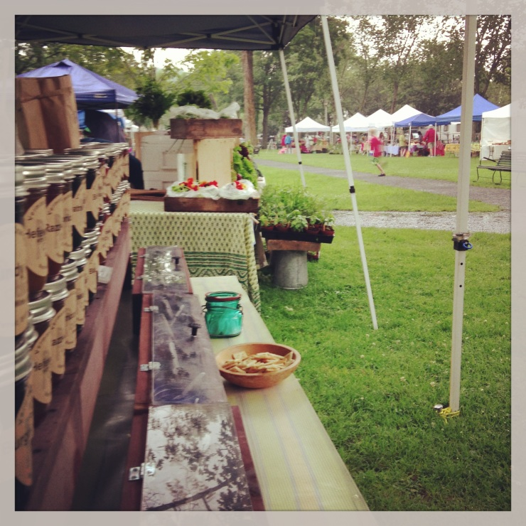 market on the green